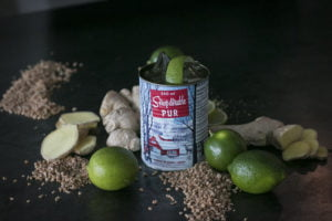 Pur Vodka Canada Mule ginger lime