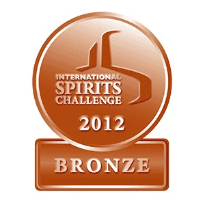 pur vodka international spirits challenge bronze 2012