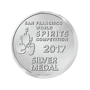 pur vodka medal silver san francisco world spirits competition 2017