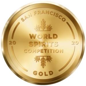 world spirits competition gold medal san francisco pur vodka