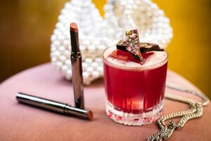 Pretty is a Pur Vodka cocktail, in collaboration with Lise Watier