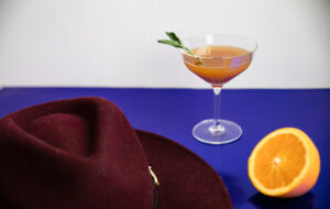 A short Pur Vodka cocktail, with notes of orange and sage, perfect for that time when the days are getting shorter!