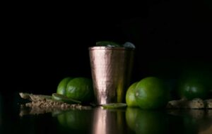 purvodka pur vodka canada mule is a raw and fresh cocktail with Pur Vodka, ginger and lime