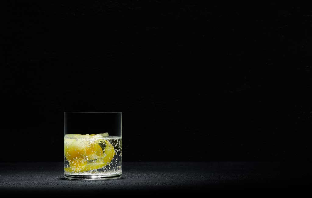 Evolution is a surprising and evolving cocktail, with citrus notes.